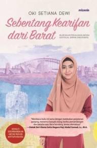 SEBENTANG KEARIFAN DARI BARAT - Oki Setiana Dewi