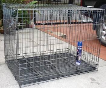BIG Dog Cage Without Wheel