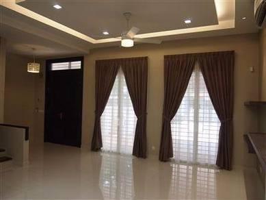 3/T , Denai Pinang (E&O) , la 1920sf , fully reno rm300k , p/furnish