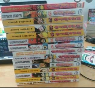 Naruto Comics