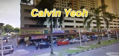 Taman Kheng Tian Shoplot - Corner - Jelutong (Worth Buy)