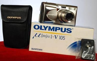 Olympus [mju:]-V 105