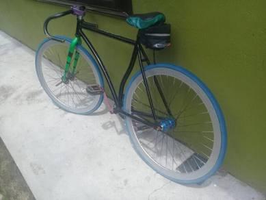Basikal fixie murah