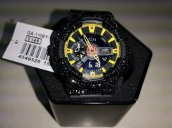 Casio g-shock jet hematite ga-100by-1a