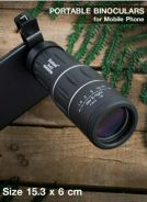 Binocular dan boleh di gunakn utk camera handphone