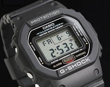Watch - Casio G SHOCK DW5600E 200 METER -ORIGINAL
