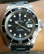 Tudor rolex submariner 79090