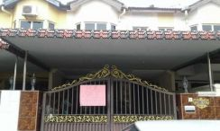 House for sale at Taman Lahat Baru