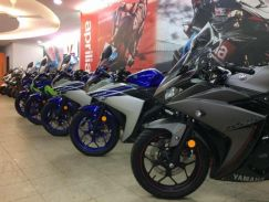 2018 Yamaha YZF-R25 (EASY APPROVAL)