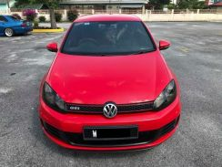 Used Volkswagen Golf GTi for sale
