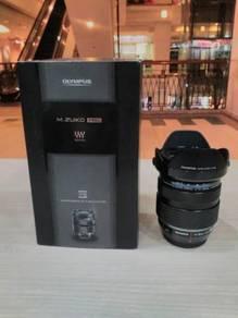 Olympus m.zuiko digital 12-40mm f2.8 ed pro lens