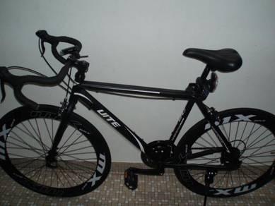 Lite taiwan imported road bike