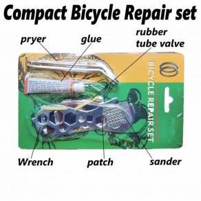 Bicycle Repair Set Compact Emergency