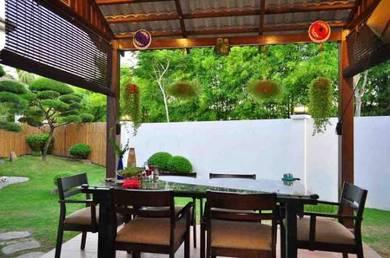 Two Storey Corner Semi Detached - Taman Kerjasama