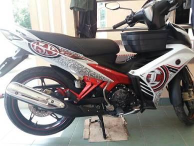 2014 Yamaha Lc135 14/13