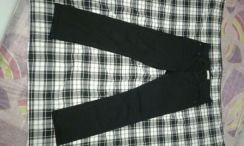 Uniqlo jeans super black slimfit
