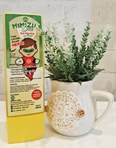 Sabun Mimizu Tingkatkan Selera Makan Kanak2