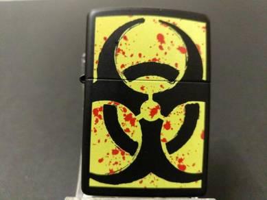ORIGINAL ZIPPO biohazard