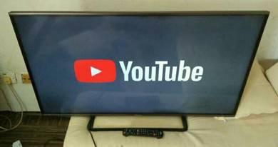 Smart tv led 43inch panasonic