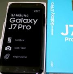 Samsung j7 pro 2017+warranty