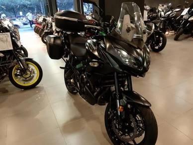 Kawasaki versys 650 versys650