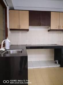 New Paint Sri Cempaka Apartment At Kajang Sepakat Indah (RM1k)
