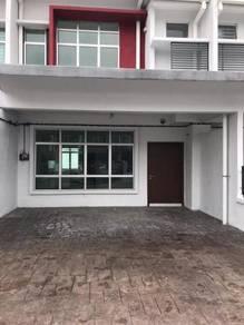 Aircond 2 storey terrace Maple 2 bandar Hillpark Puncak Alam