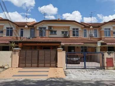 Bukit Indah 2 Storey House Jalan Indah 12 Fully Renovated Unblock View