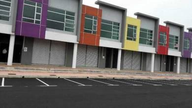 Cheap Rental - Batu Berendam Gangsa Avenue Double Storey Shop Lot
