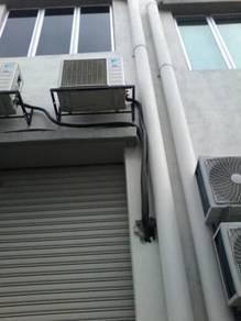 Daikin 1.5hp R32 air cond wall mounted
