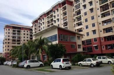 Vista Perdana Apartment In Kampong Gajah, Butterworth, Penang