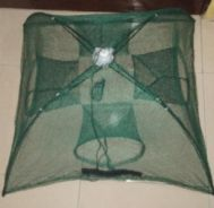 Jaring ikan/ fish net/ bubu