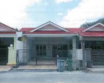 Terrace House in Lorong Kampung Sungai Deraka 4, Kuantan, Pahang