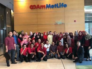 Ammetlife Seremban Sales Executive