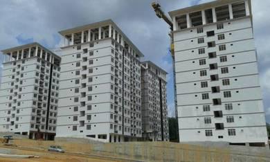 New Apartment (Airtrollis) at Bandar Sri Sendayan Sendayan