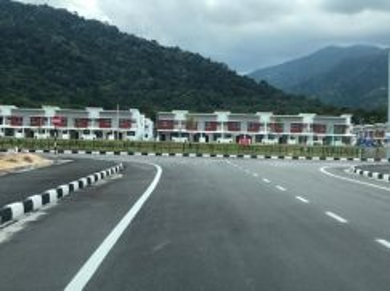 Suria meru new house for rent