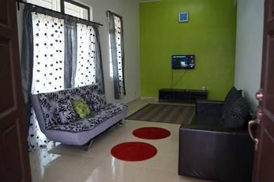 Ayer Keroh Bandar Melaka | 3 bilik Homestay Corner
