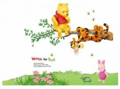 Pooh Wall Sticker