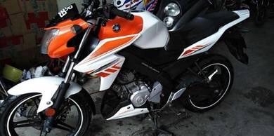2014 Yamaha FZ150(S)