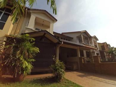 Double Storey, UNIT CANTIK, Serambi, Bukit Jelutong, Shah Alam