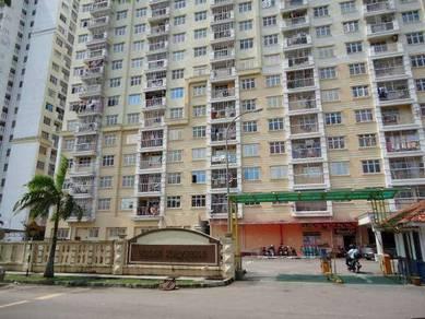 Full Loan Villa Krystal Aparment Bandar Selesa Jaya