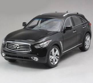 INFINITI SUV QX70 1:18 car toy model