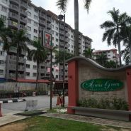 Arena Green Apartment Bukit Jalil 1KM from LRT