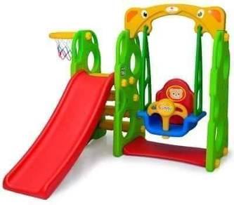 Baby swing & slide