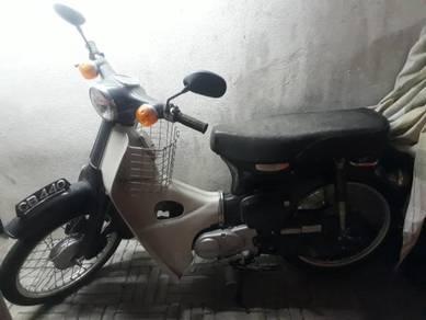 Motor Honda C65 Untuk Dijual