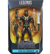 Marvel Legends Erik Killmonger Hasbro
