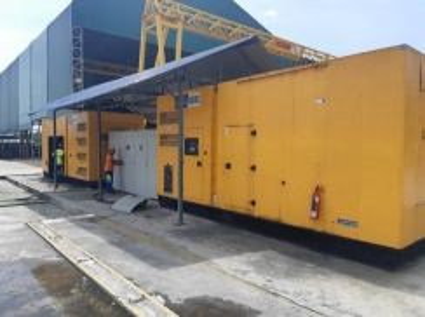 800KVA Generators