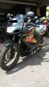 Kawasaki RR  150  DOUBLE R KIPS ORIGINAL 2013