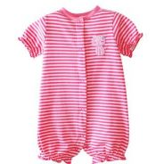 Baby jumper - short sleeves nb to 24 month bc-3433