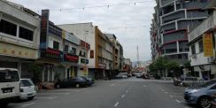 Shop at Ipoh New Town opposite OCTAGON CONDO